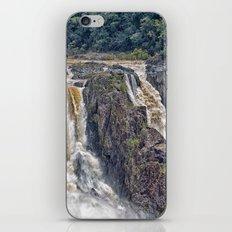 Barron Falls in Queensland iPhone Skin