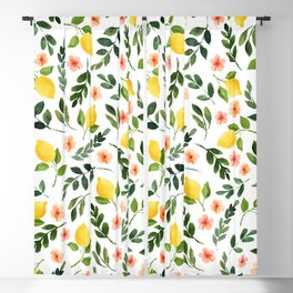 Lemon Grove Blackout Curtain