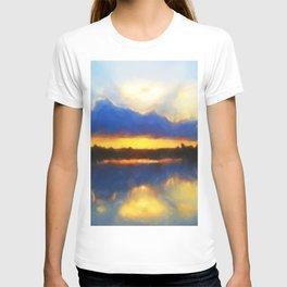Big Cypress Sunrise T-shirt