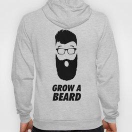 Grow a Beard Hoody