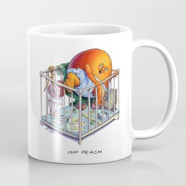 Imp Peach Coffee Mug