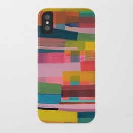 Candy Ribbons iPhone Case