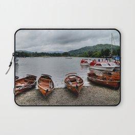 Ambleside Boats Laptop Sleeve