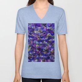Blueberry Fields Unisex V-Neck