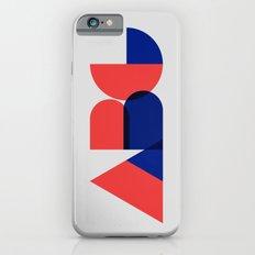Geometric ABC iPhone 6s Slim Case