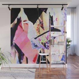 Paper Cranes Wall Mural