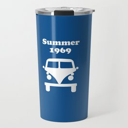 Summer 1969 - blue Travel Mug