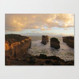 Ocean overlooking- Australia Canvas Print