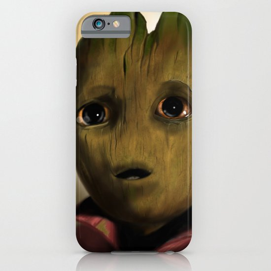 Tree baby iPhone & iPod Case