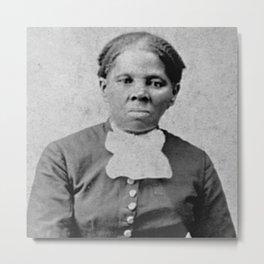 Harriet Tubman - Black Culture - Black History Metal Print