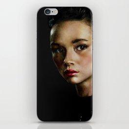Allison iPhone Skin