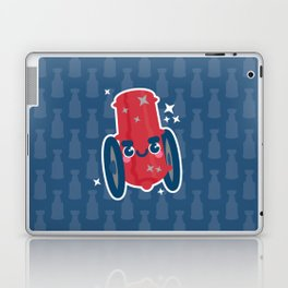 Oh Say Can You CBJ Laptop & iPad Skin