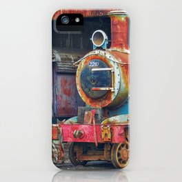 gran machina iPhone Case