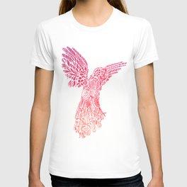 Gallito de las rocas dawn bird by #Bizzartino T-shirt