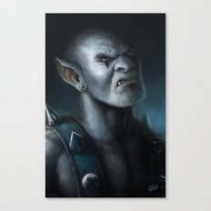 ThunderCats Collection - Panthro Canvas Print