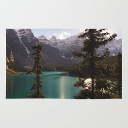 Reflections / Landscape Nature Photography Rug