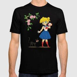 Retro Sailor Moon T-shirt