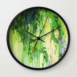 Secret passage I Wall Clock