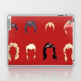 Lost Hair Laptop & iPad Skin