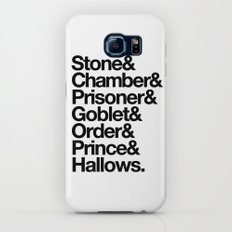 Stone & Chamber & Prisoner & Goblet & Order & Prince & Hallows Slim Case Galaxy S6
