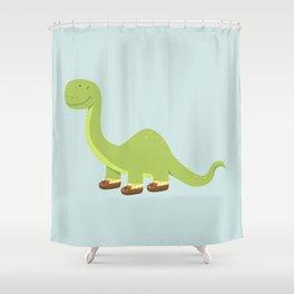 ApatoSHOErus Shower Curtain