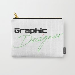 Graphic Designer Carry-All Pouch