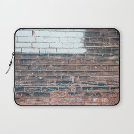 Painted Bricks Laptop Sleeve