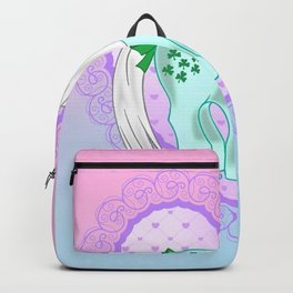 g1 my little pony minty Backpack