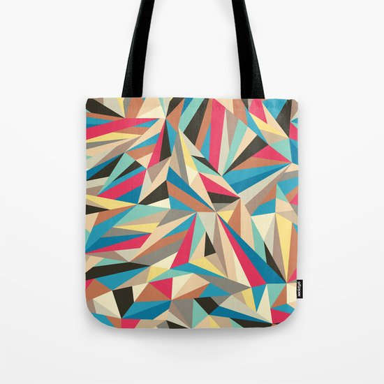 Mind trick Tote Bag