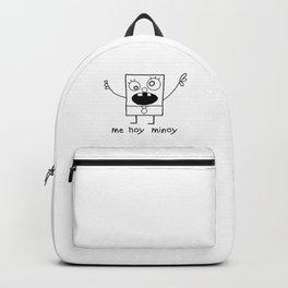 Me Hoy Minoy Backpack