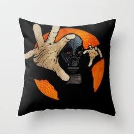 Hocus Pocus V2 Throw Pillow