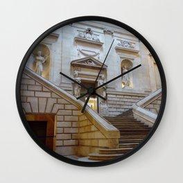 Grand théâtre de Bordeaux 1- grand staircase Wall Clock
