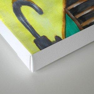 Painting Canvas Print