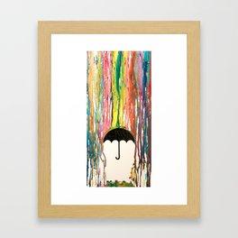 Sheltered Framed Art Print