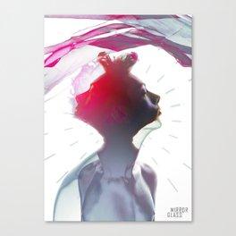Mirror Glass Canvas Print