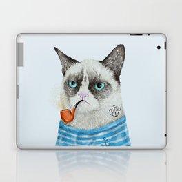 Sailor Cat I Laptop & iPad Skin