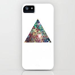 Triangle Nebula  iPhone Case