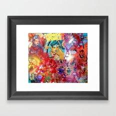 W0nder W0man  Framed Art Print