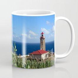 Ponta Garça lighthouse Coffee Mug
