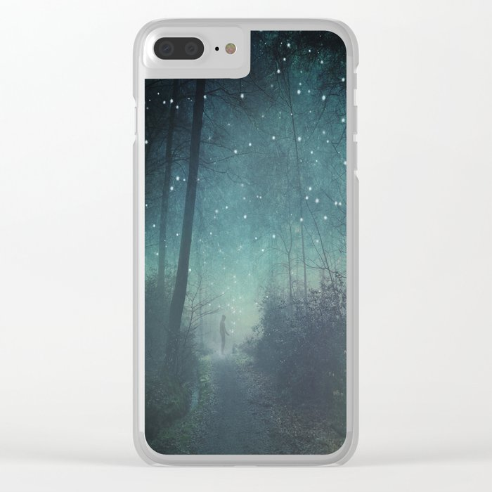 dReam Collector Clear iPhone Case