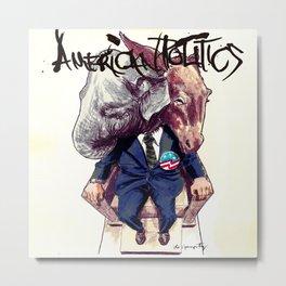 American Politics Metal Print