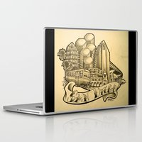"san diego Laptop & iPad Skins featuring ""San Diego"" by Vic Martin"