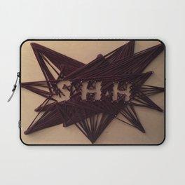Shh Laptop Sleeve