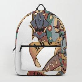 Appetite for damnation Backpack