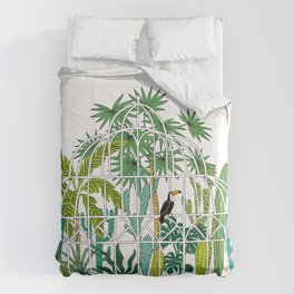 Royal greenhouse Comforters