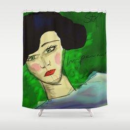 Amanda Shower Curtain