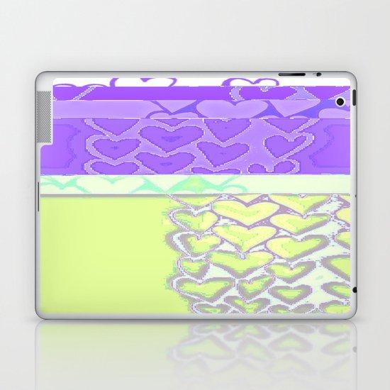 Heart 5 Laptop & iPad Skin