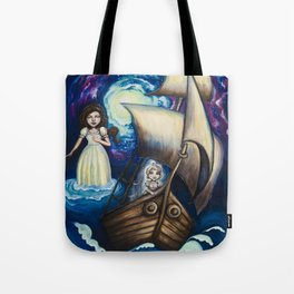 To Sail You Home Tote Bag