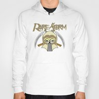 rare Hoodies featuring RARE FORM by DaeSyne Artworks