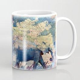 Elephants Journey Coffee Mug